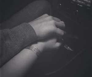 be, car, and couple image