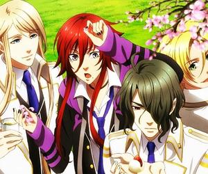 kamigami no asobi and anime image