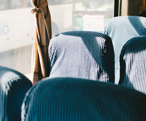 vintage, indie, and bus image