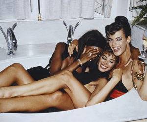 cindy crawford, models, and Naomi Campbell image