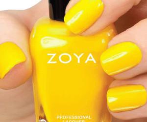 yellow and zoya image