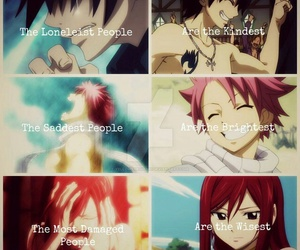 gray, fairy tail, and erza image