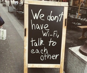 truth, wi-fi, and friends image