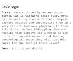 pll, pretty little liars, and cece is a image