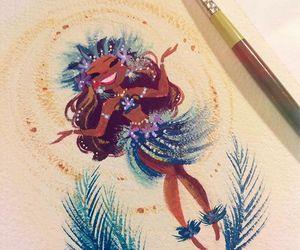 amazing, art, and liana hee image