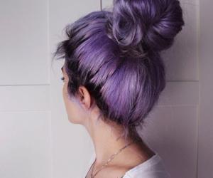 black and purple image
