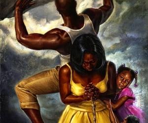 family, art, and god image