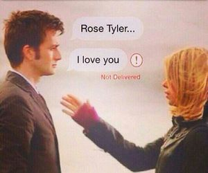 doctor who, ten, and david tennant image
