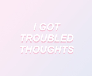 pastel, pink, and quotes image