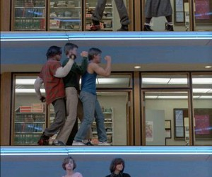 The Breakfast Club, 80s, and movies image