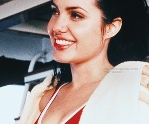 Angelina Jolie, young, and george wallace image