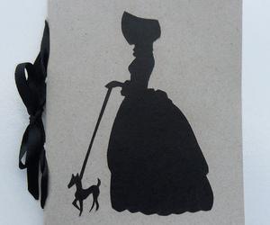 craft, encadernaçao, and lady image