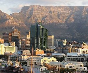 cape town, travel, and traveling image