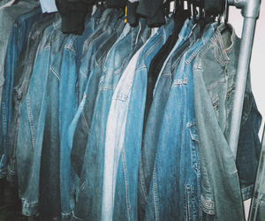 grunge, jeans, and jacket image