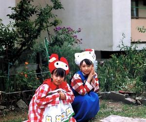 idol, 辻希美, and 加護亜依 image