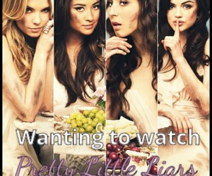 pretty little liars, pll, and love pll image
