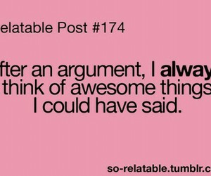 argue, awesome, and funny image