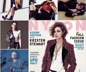 kristen stewart, magazine, and perfection image