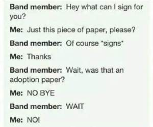 adopt, bands, and facebook image