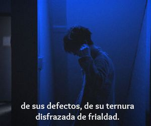 alone, frases en español, and frases tristes image