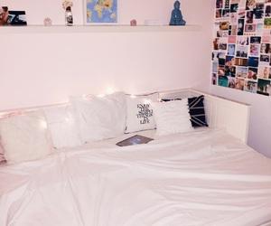 fairylights, mine, and room image