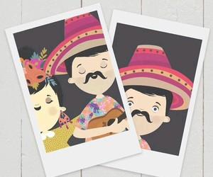 fiesta, mexico, and viva image