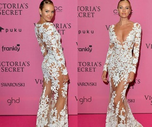 dress, candice swanepoel, and model image