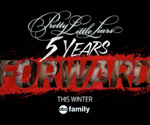 pretty little liars, pll, and abc family image