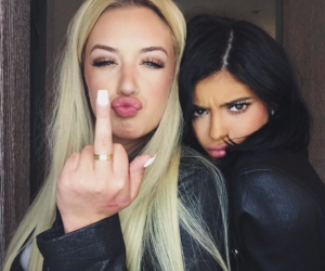 kylie jenner, friends, and jenner image