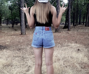 butt, nature, and vans image