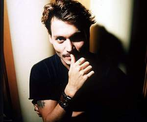 guy, johnny depp, and cute image