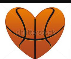 Basketball, heart this, and way of your life image