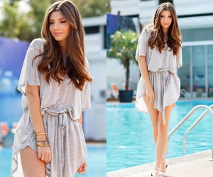fashion blogger, look of the day, and summer look image