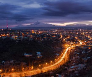 armenia, home, and Motherland image