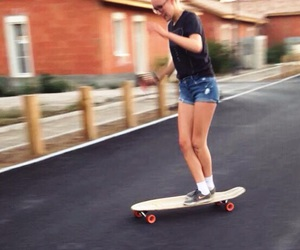 blond, free, and girl image