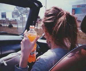 fanta and girl image