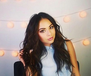pll, pretty little liars, and janel parrish image