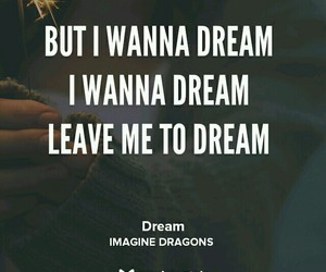 Dream, music, and musicxmatch image