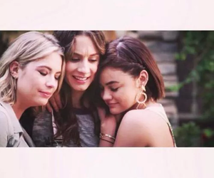 pll, pretty little liars, and friendship image