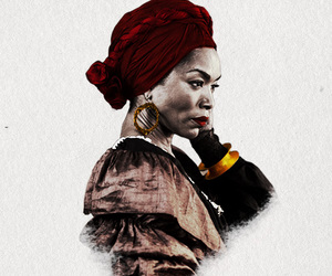 coven, angela bassett, and marie laveau image