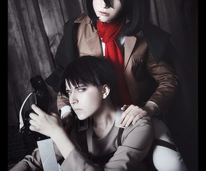 cosplay and snk image