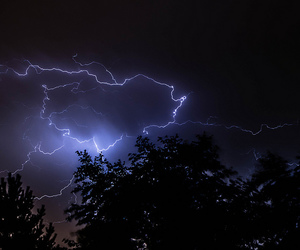 dark and storm image