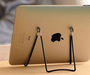 ipad and apple image