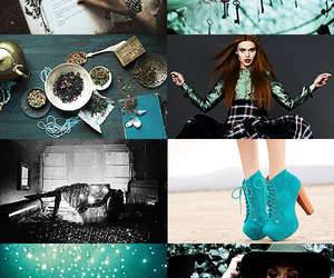 teen wolf, holland roden, and blue image