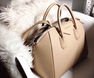 bags, furry, and fashion image