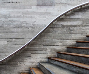 architecture, photography, and stairs image