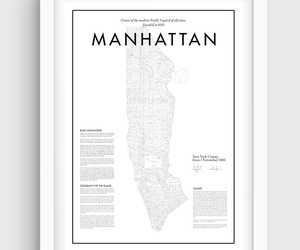 manhattan, new york, and places image