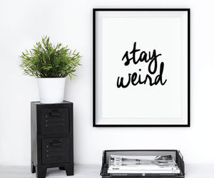 home decor, motivational poster, and print image
