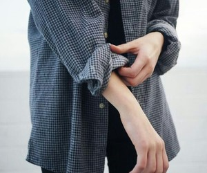 style, shirt, and clothes image