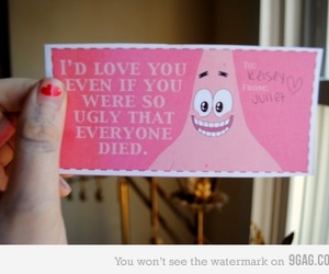 patrick, pink, and funny image
